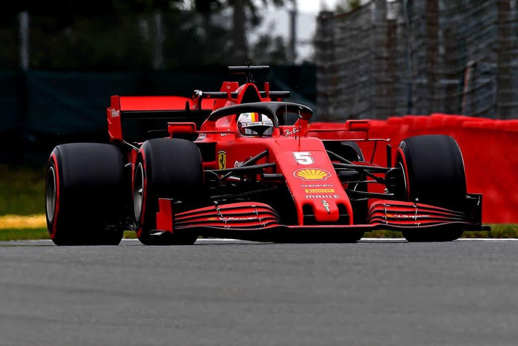 Desaster In Spa Ferrari Im Fiat Stil F1 Insider Com