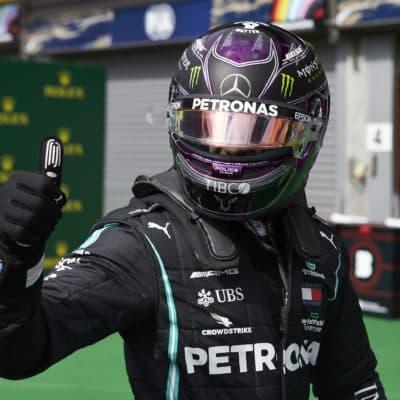 Lewis Hamilton Credit: S. Etherington