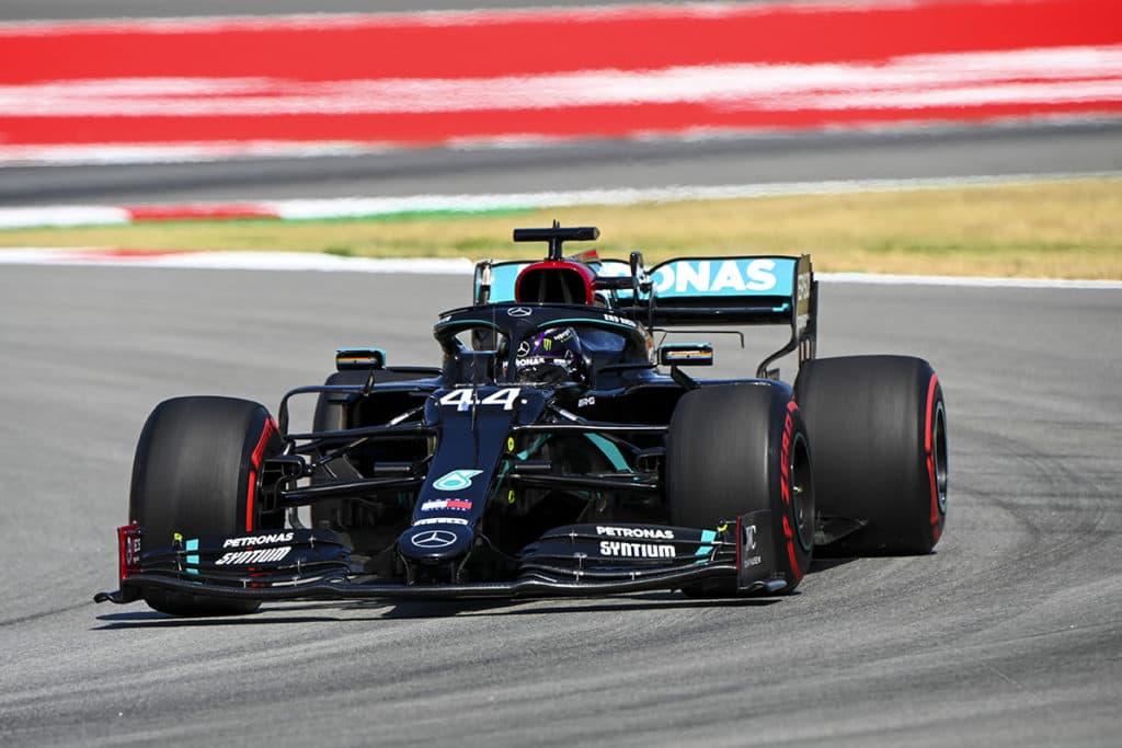 Lewis Hamilton, Credit: LAT/ Mercedes