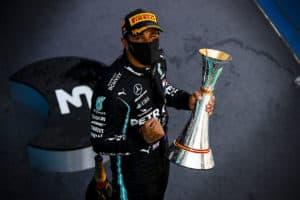 Lewis Hamilton, Credit: LAT/Mercedes