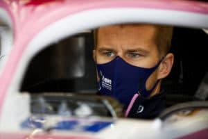 Nico Hülkenberg bekommt eine zweite Chance