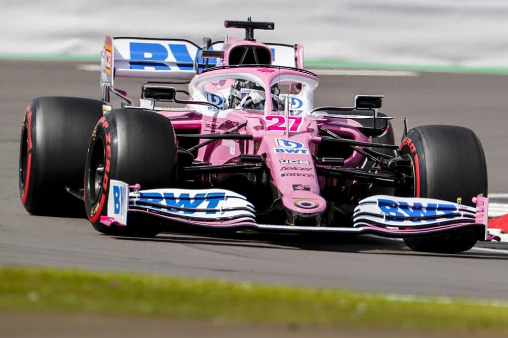 Nico Hülkenberg Credit: FIA/F1