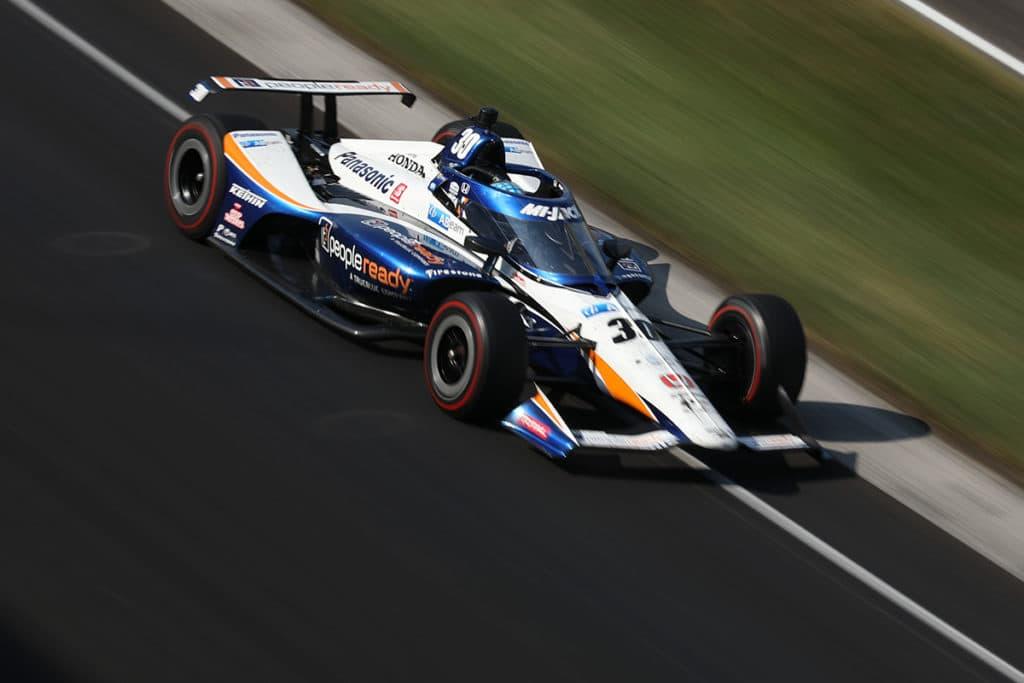 Takuma Sato Indy 500 2020 Sieger, Credit: Indycar