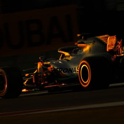 Der Formel-1-Kalender 2020 ist komplett. Credit: LAT/Mercedes