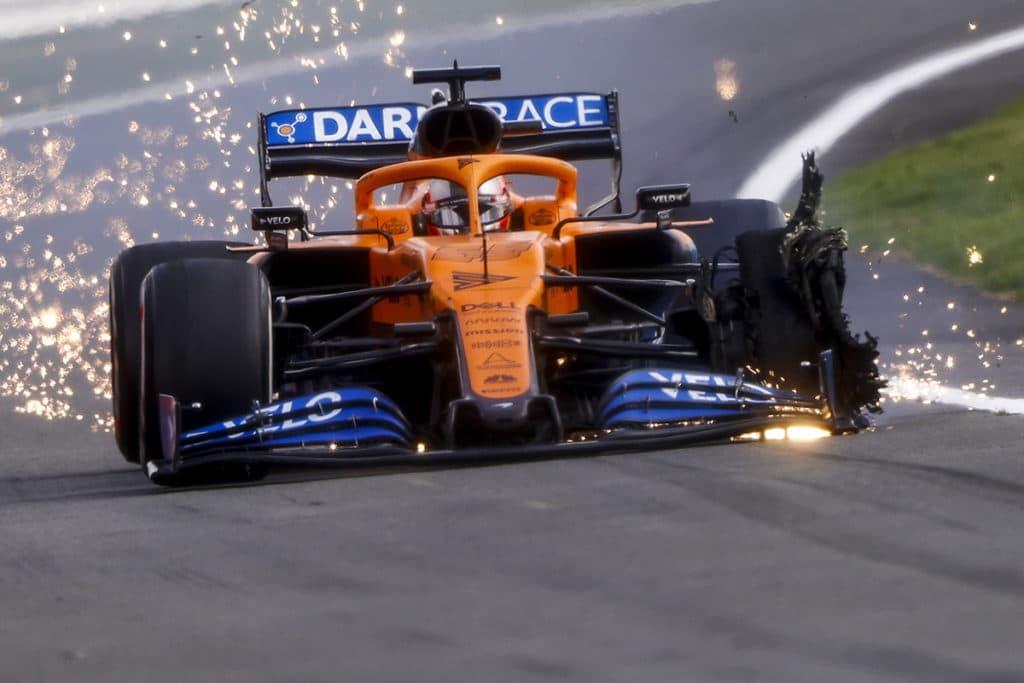 FIA und Pirelli reagieren auf die Reifenplatzer