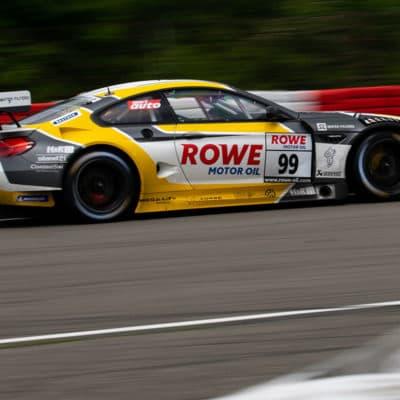 ROWE BMW M6 GT3