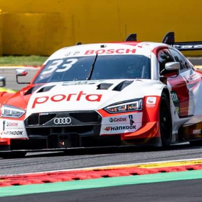 René Rast, Credit: Audi