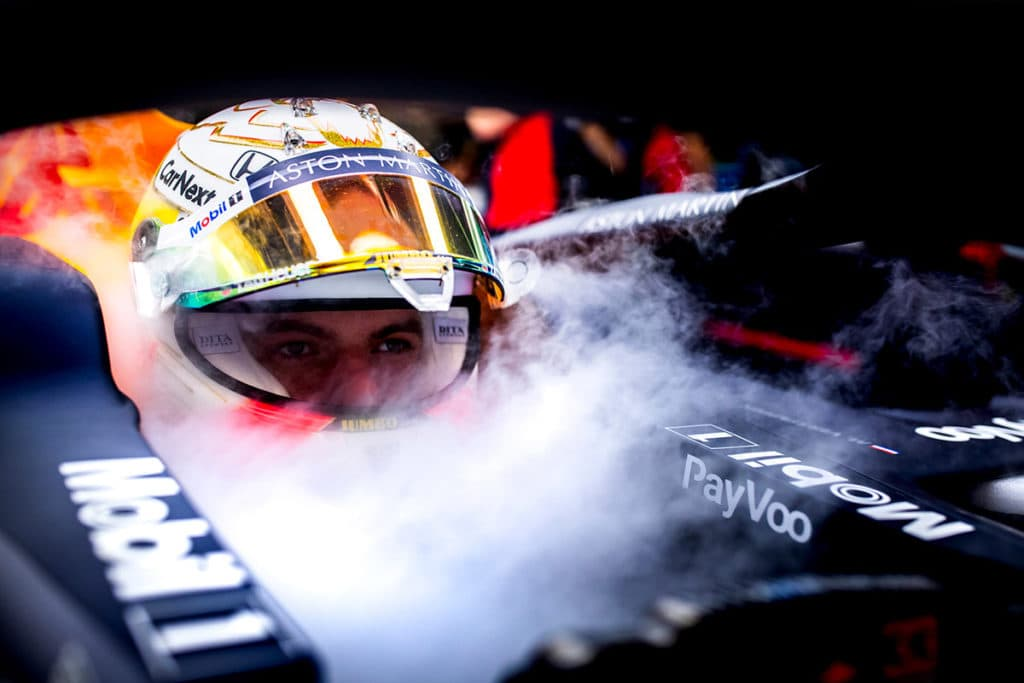 Max Verstappen, Red Bull Racing, Credit: M. Thompson/Getty Images