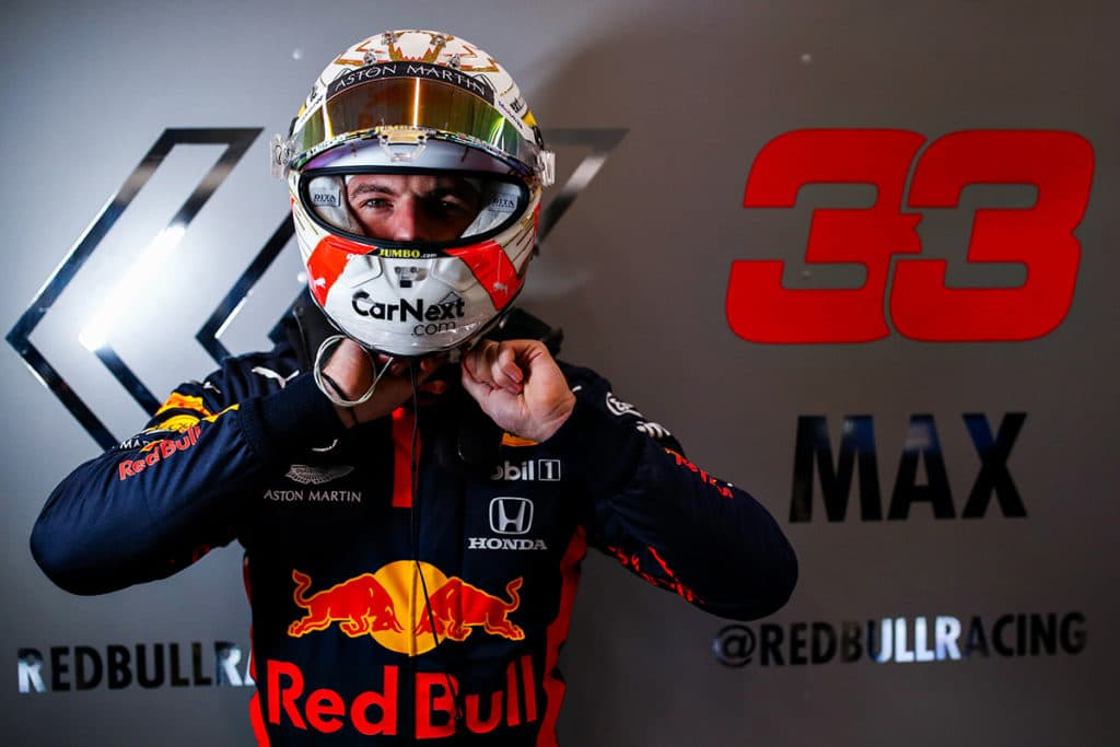 Max Verstappen, Credit: Mark Thompson/Getty Images/Red Bull Content Pool