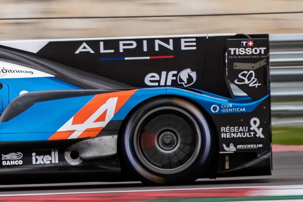Alpine plant den Großangriff im Rennsport. Credit: Antonin Vincent / DPPI