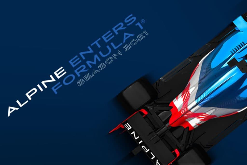 2021 heißt das Renault-Team in der Formel 1 daher auch Alpine.