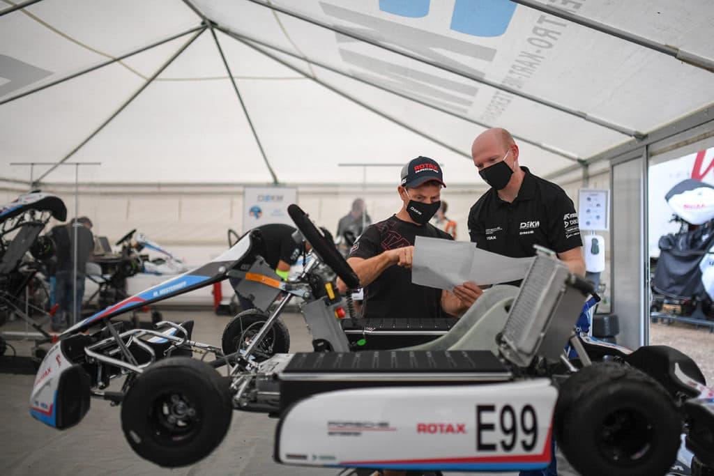 Deutsche Elektro-Kart-Meisterschaft: Elektro ist das neue Normal