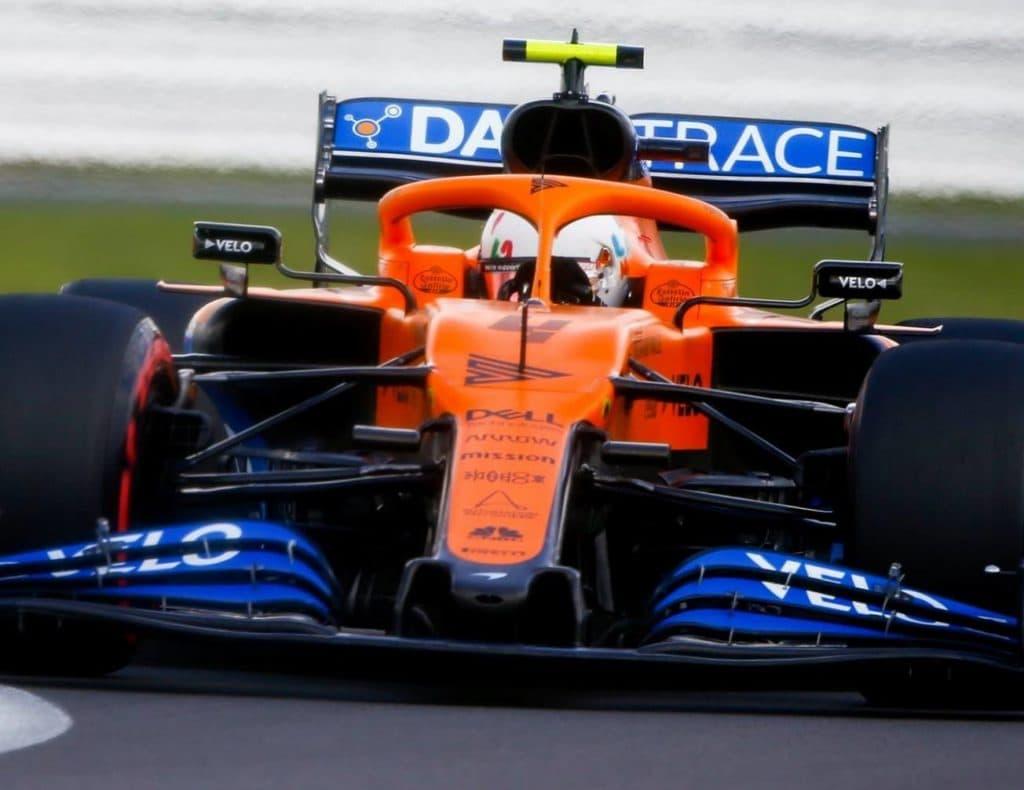 Formel 1; Credit McLaren