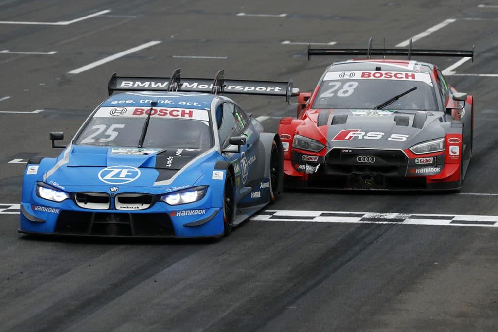 DTM-Boss Gerhard Berger spricht über die Zukunft der DTM