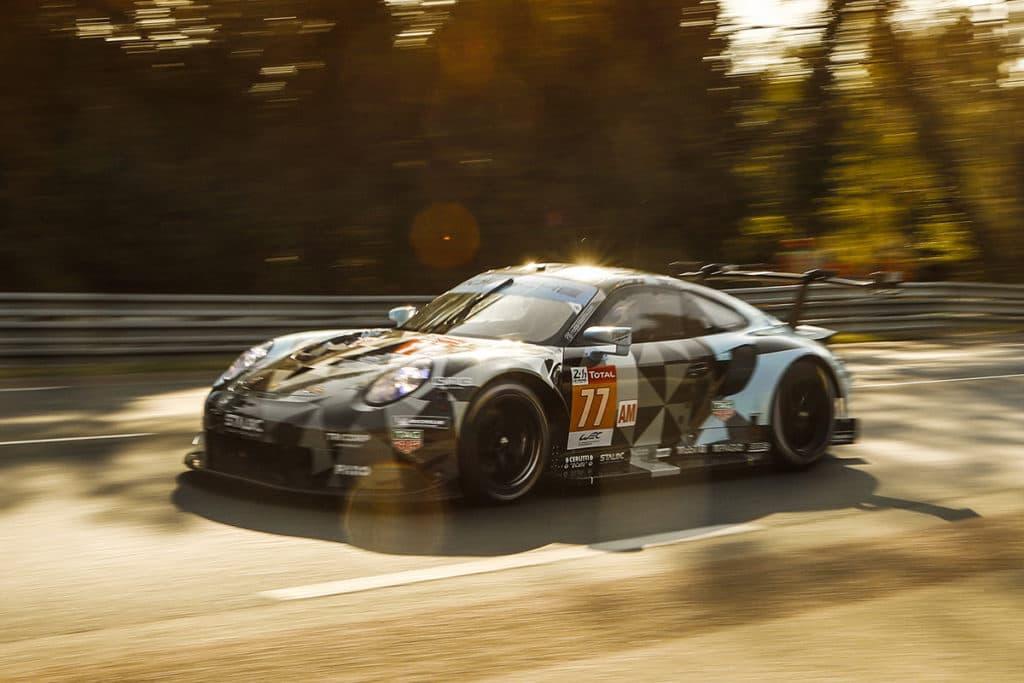 Dempsey Proton Racing Team 24h Le Mans 2020