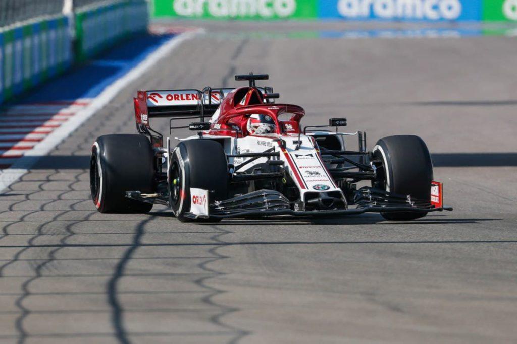 Formel-1-Autos 2021. Alfa Romeo macht den Anfang; Credit: Alfa Romeo
