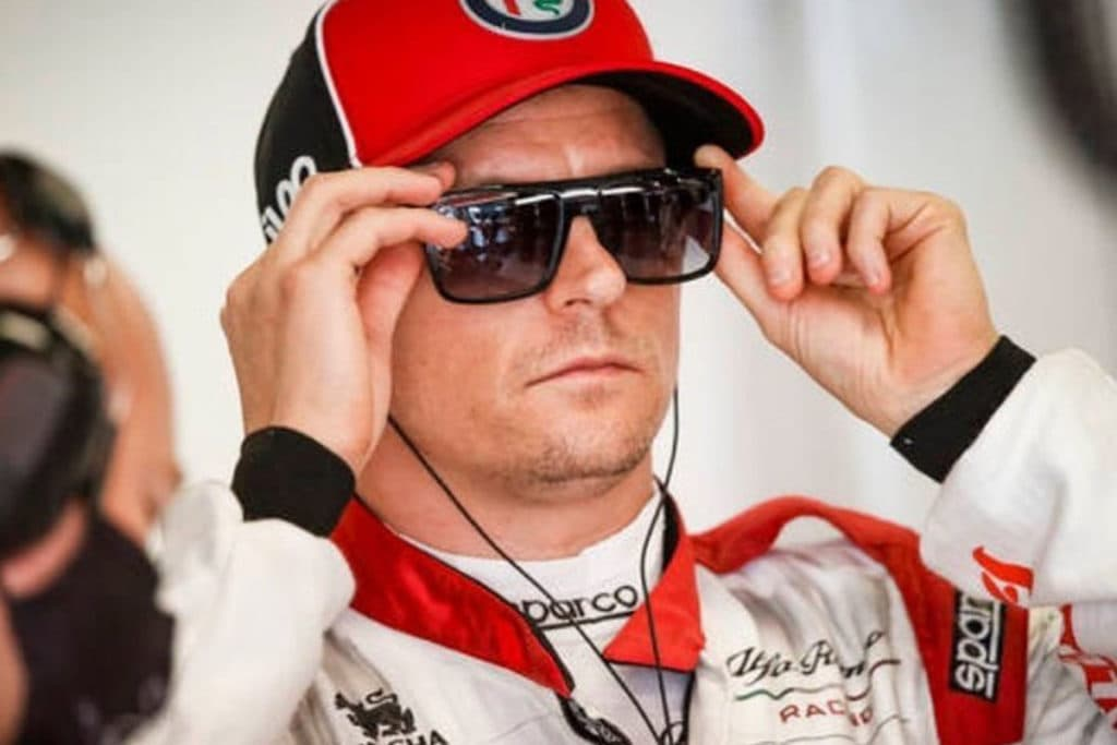 Kimi Räikkönen Credit: Alfa Romeo