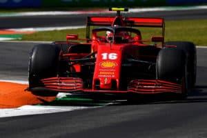 Charles Lecerc Credit: Ferrari