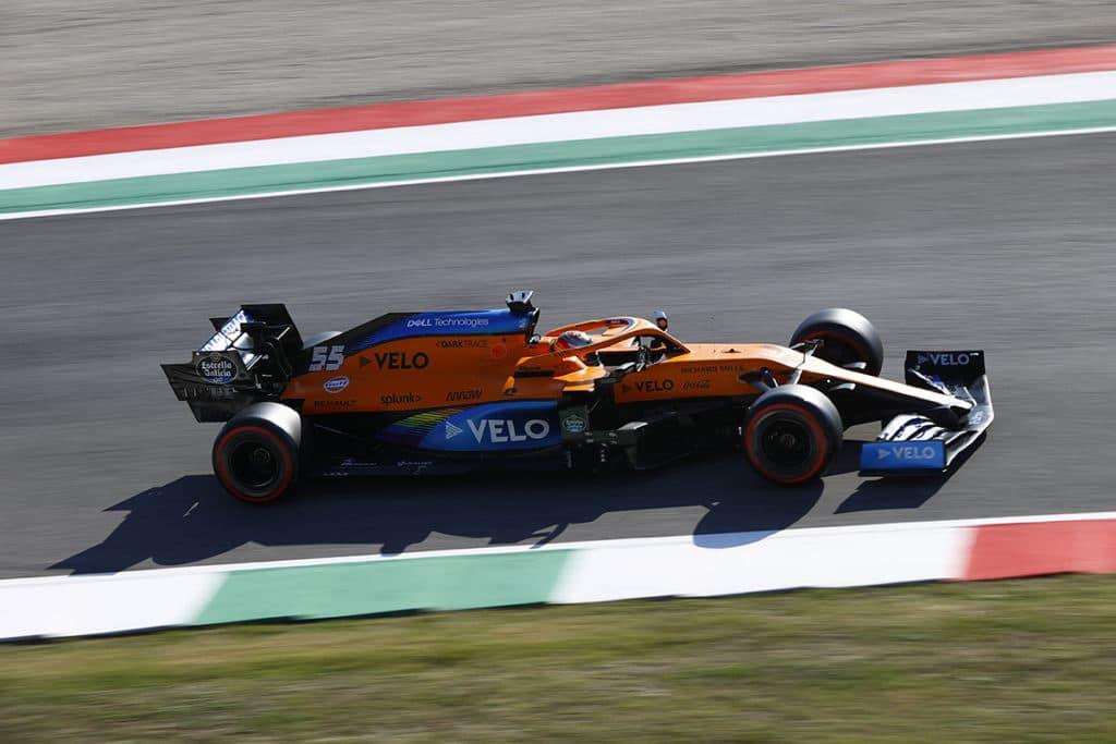 McLaren; Credit: McLaren