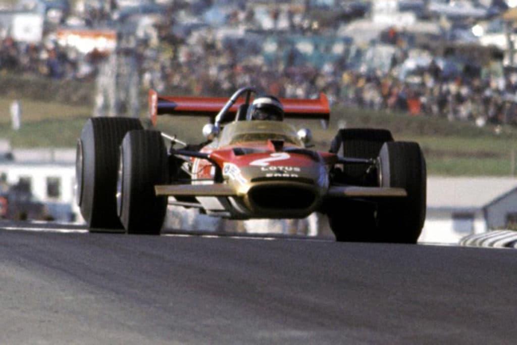 Formel 1 tödliche Unfälle Rindt Tote