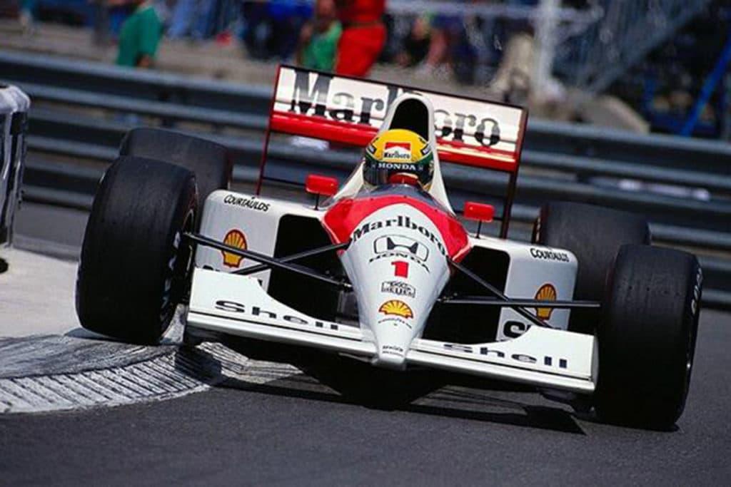 Formel 1 tödliche Unfälle, Ayrton Senna