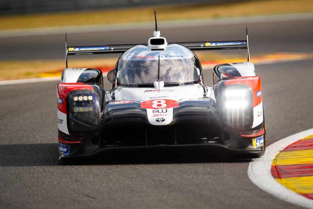 Toyota fährt in diesem Jahr zum letzten Mal mit dem LMP1