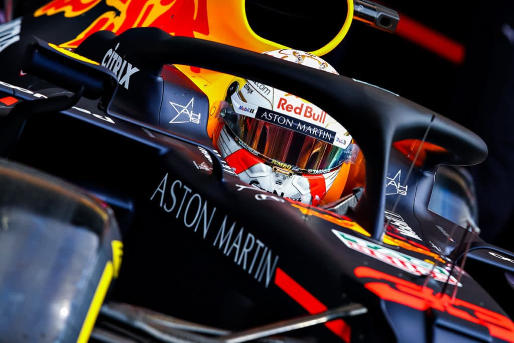 Max Verstappen (Photo by Mark Thompson/Getty Images)