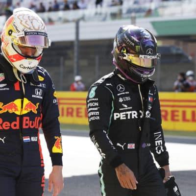 Lewis Hamilton, Max Verstappen, Red Bull, Mercedes, Formel 1, 2020