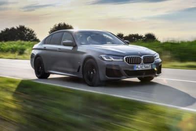 BMW 545e xDrive Plug-in-Hybrid