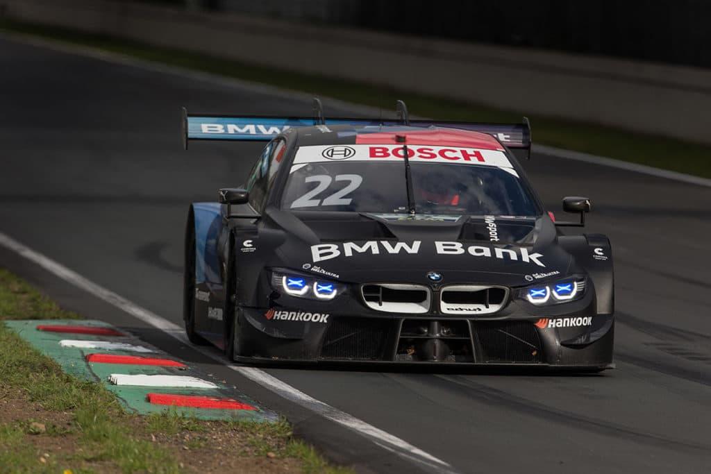 BMW DTM Marquardt tritt ab