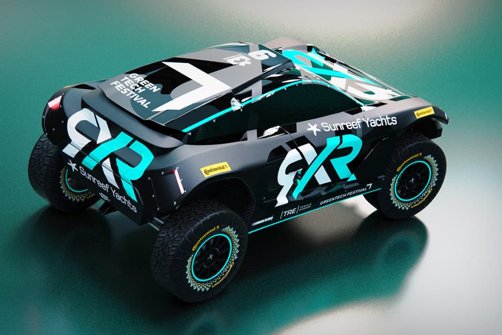 Rosberg Extreme Racing