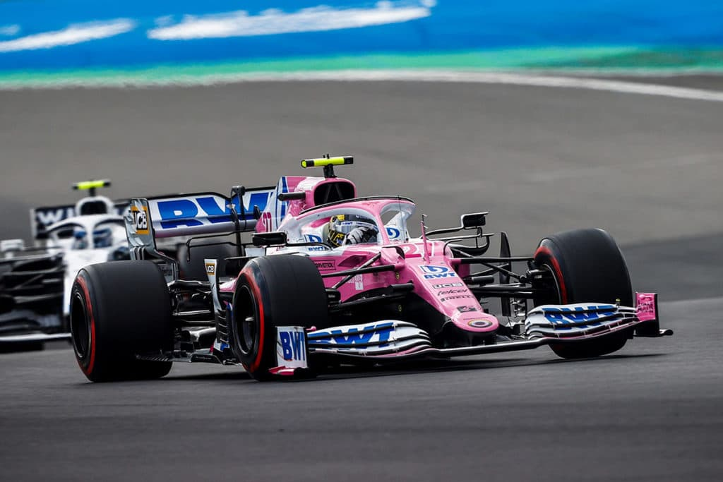 Nico Hülkenberg Credit: Racing Point