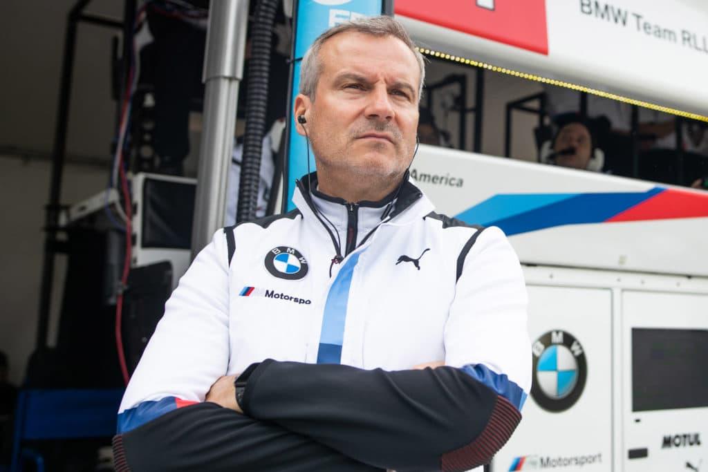 Jens Marquardt Credit: BMW
