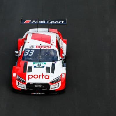 René Rast Credit: Audi