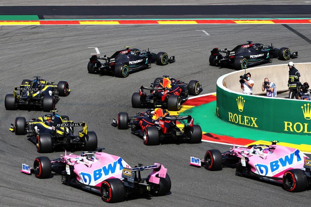 Die Formel 1 hat ein Motorproblem.