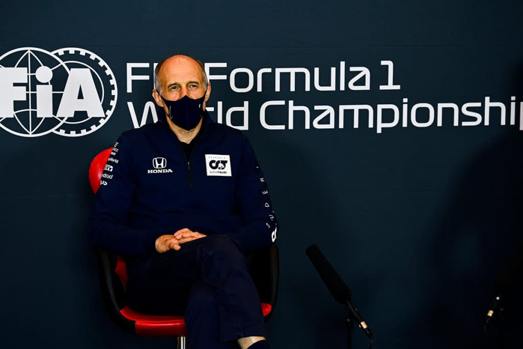 Franz Tost; Credit: Red Bull Content Pool