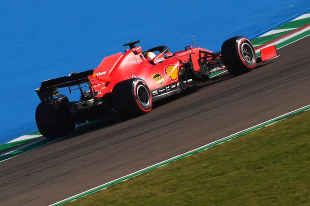 Credit: Ferrari