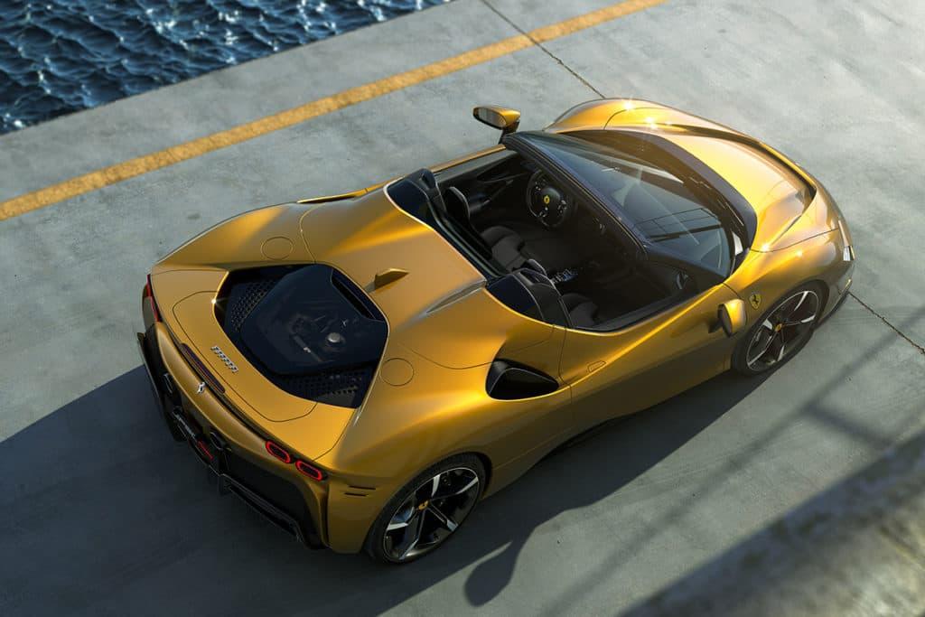 SF90 Ferrari