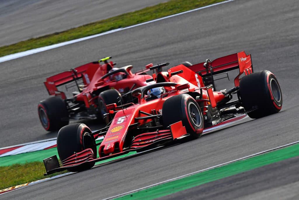 Ferrari Formel 1 2020; Credit: Ferrari