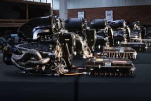 Formel 1 Mercedes Hybridmotoren Credit: Mercedes