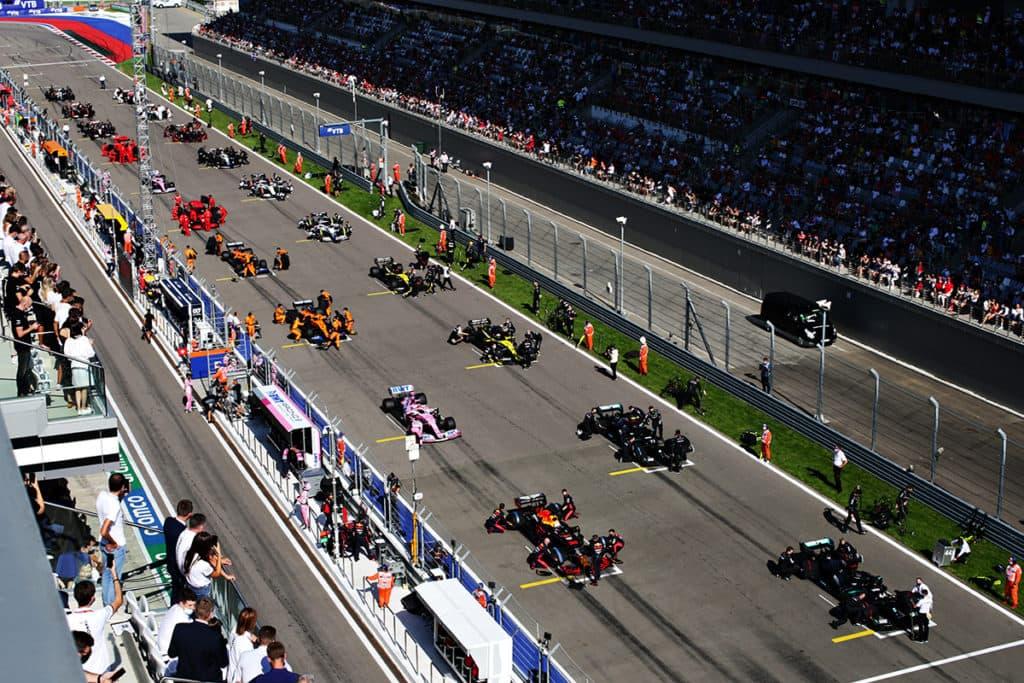 Der Kampf um die Cockpits in der Formel 1 beginnt; Credit: Red Bull Content Pool