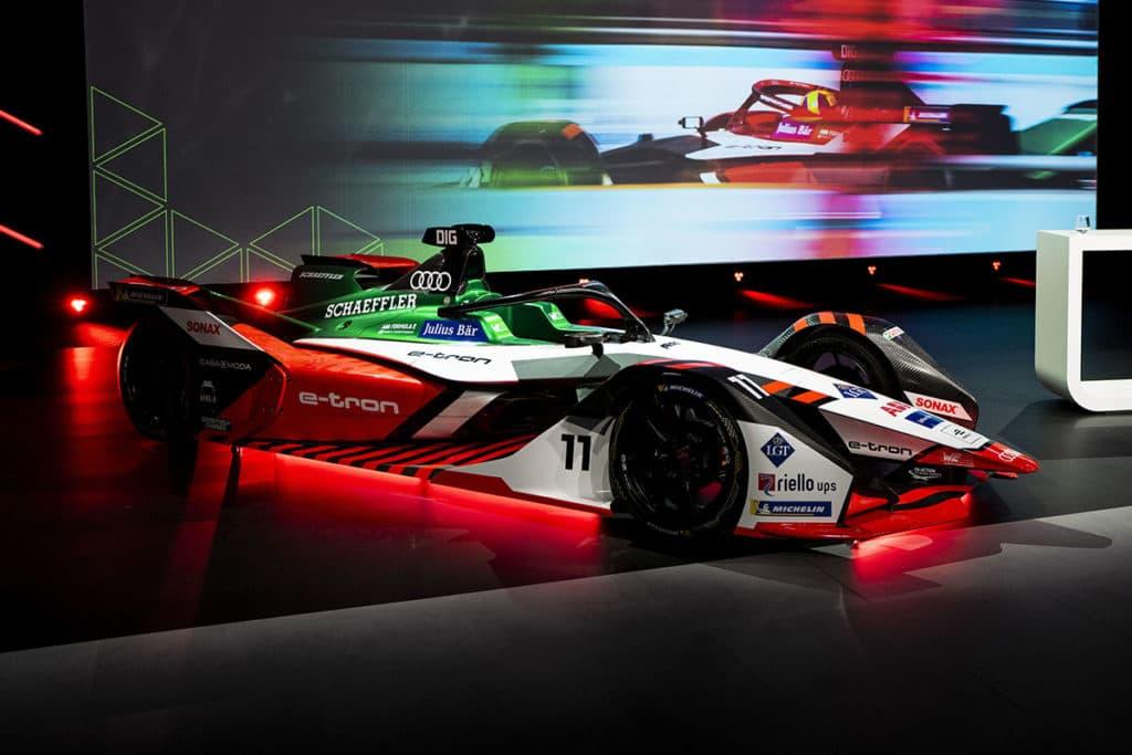 Die Formel E startet im Winter in die neue Saison