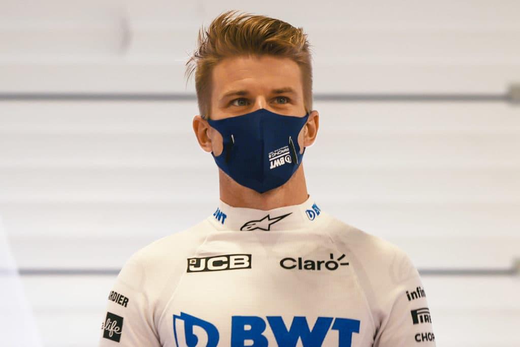 Nico Hülkenberg, Credit: Racing Point