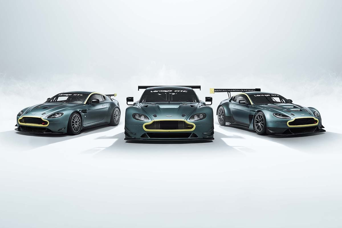 Aston Martin Racing Introduces The Vantage Legacy Collection F1 Insider Com