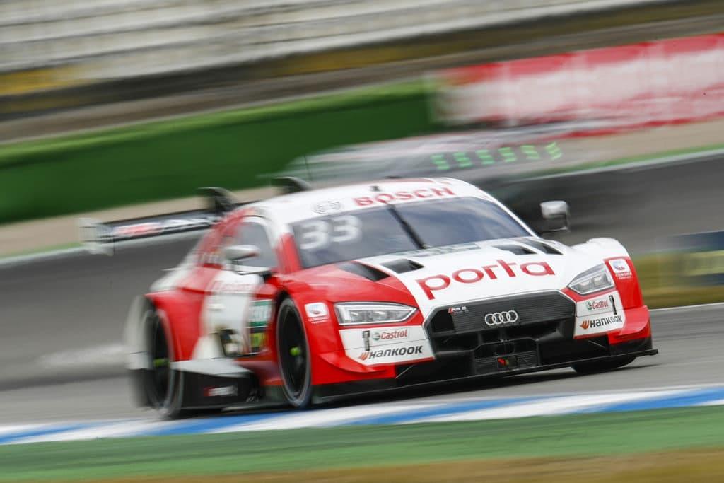 René Rast (GER, Audi Sport Team Rosberg, Audi RS5 DTM)