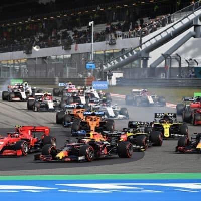 Der Eifel-GP 2020 Credit: Red Bull Content Pool