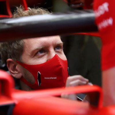 Ist Sebastian Vettel bei Ferrari gescheitert?; Credit: Ferrari