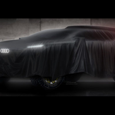 Audi mischt ab 2022 bei der Rallye Dakar mit. Credit: Audi