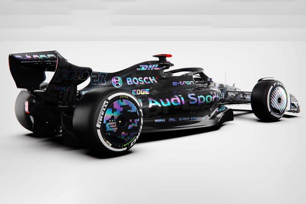 Audi-F1-Concept. Credit: Sean Bull Design