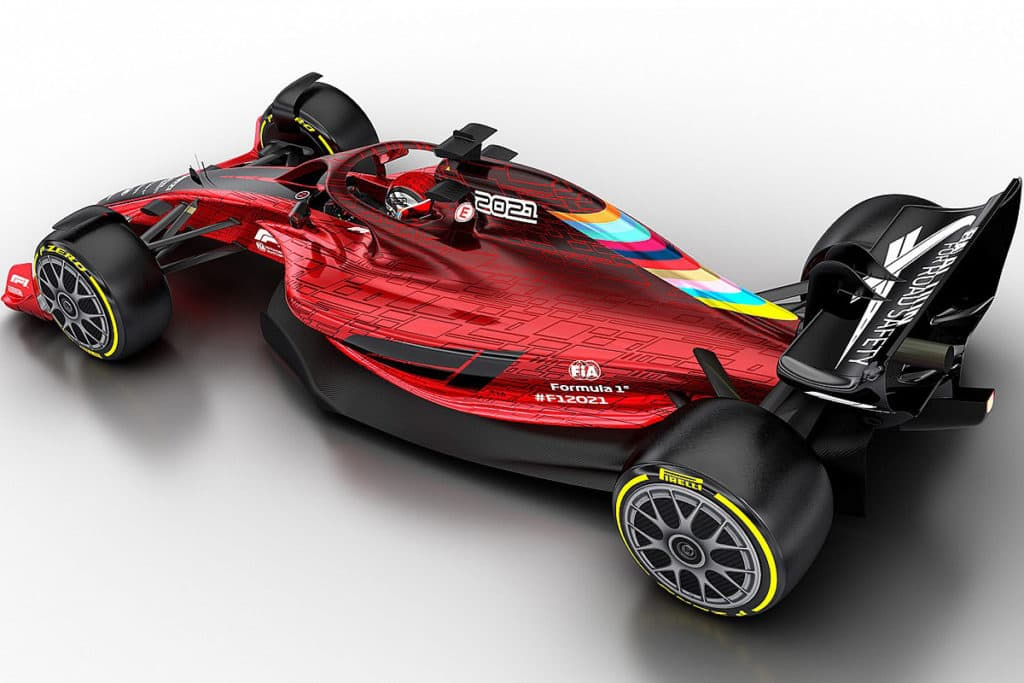 Formel-1-Autos 2022; Credit: FIA/F1